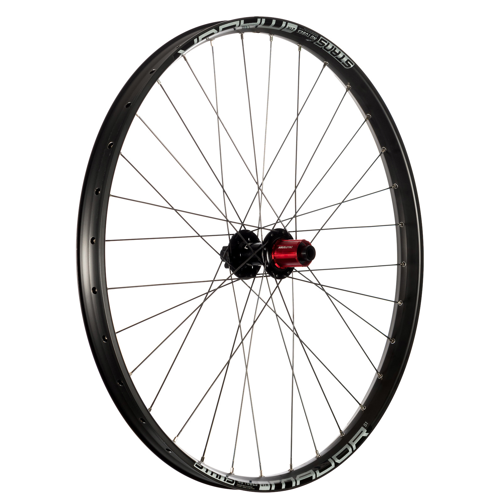NoTubes Major S1 (rear)