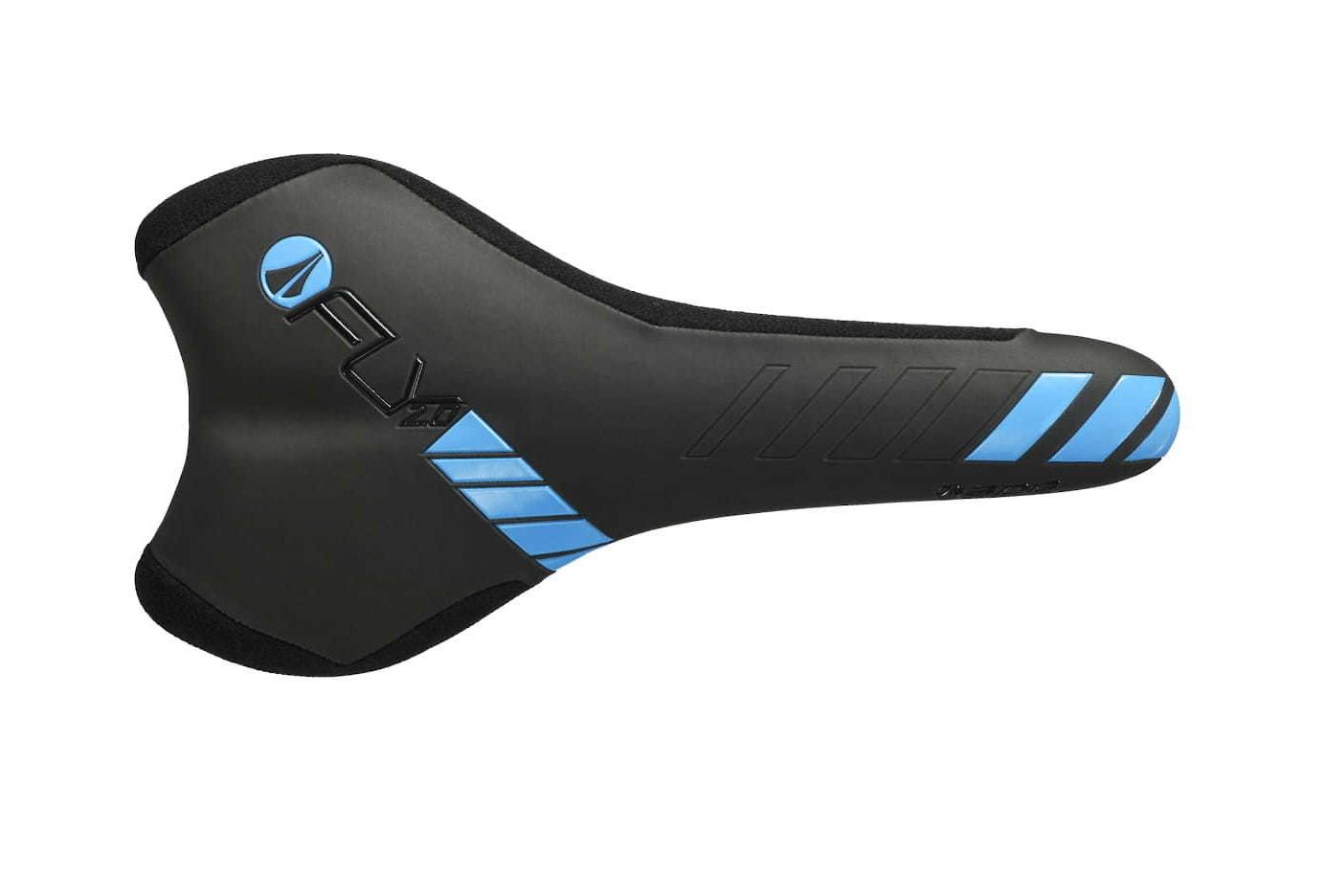 Red Black SDG I-Fly 2.0 I-Beam Cycle Mountain Bike MTB Saddle