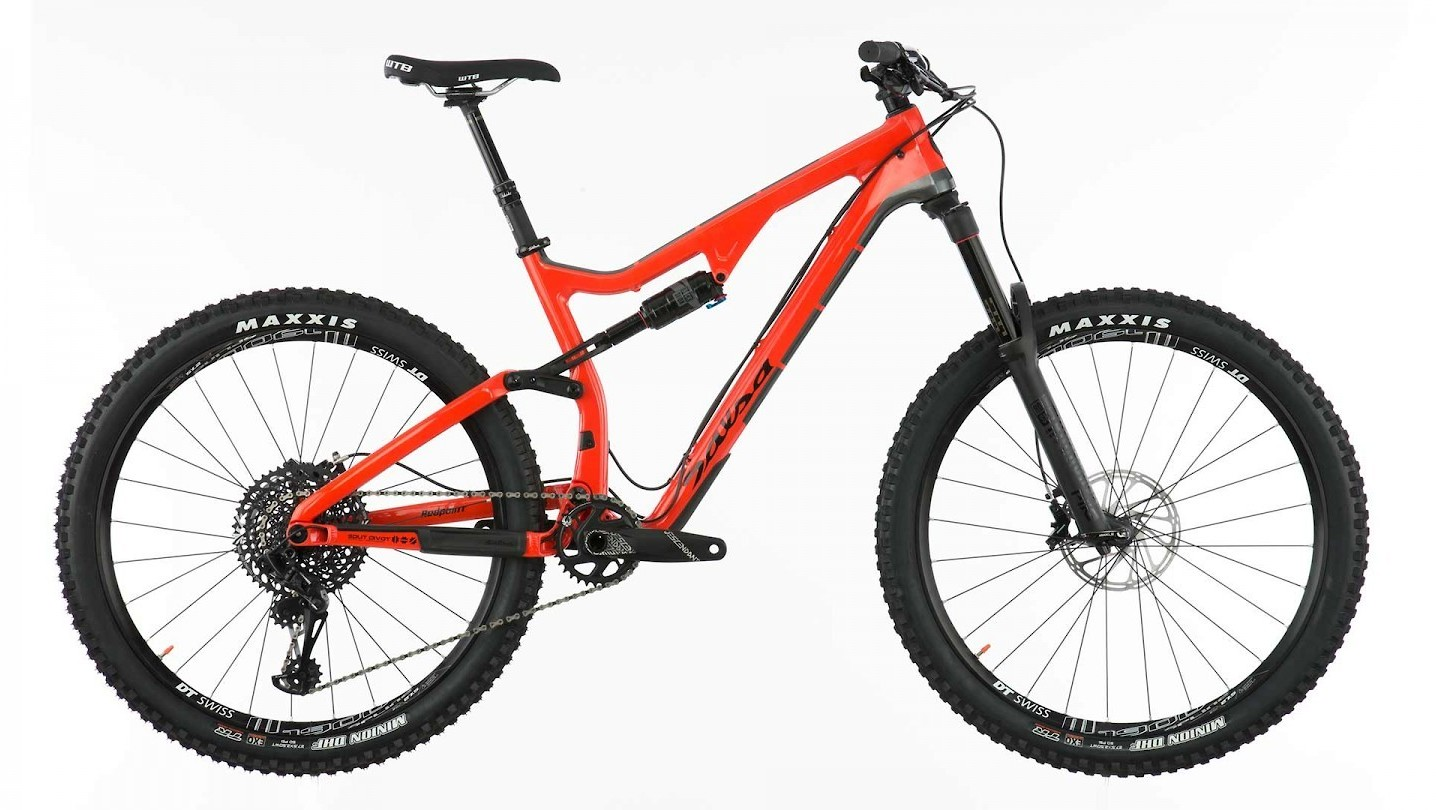 2018 Salsa Redpoint Carbon GX Eagle