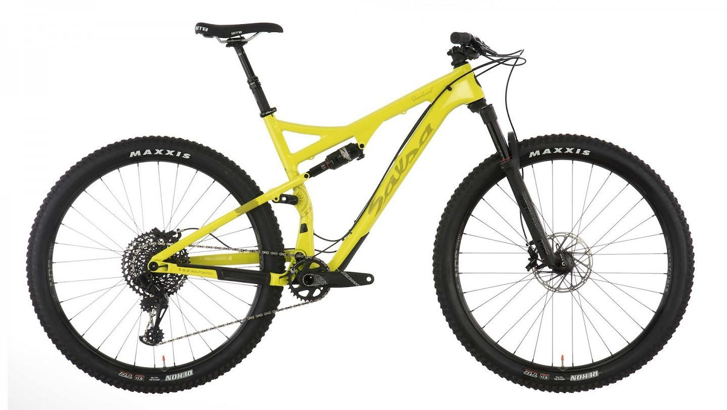 2018 Salsa Deadwood Carbon GX Eagle
