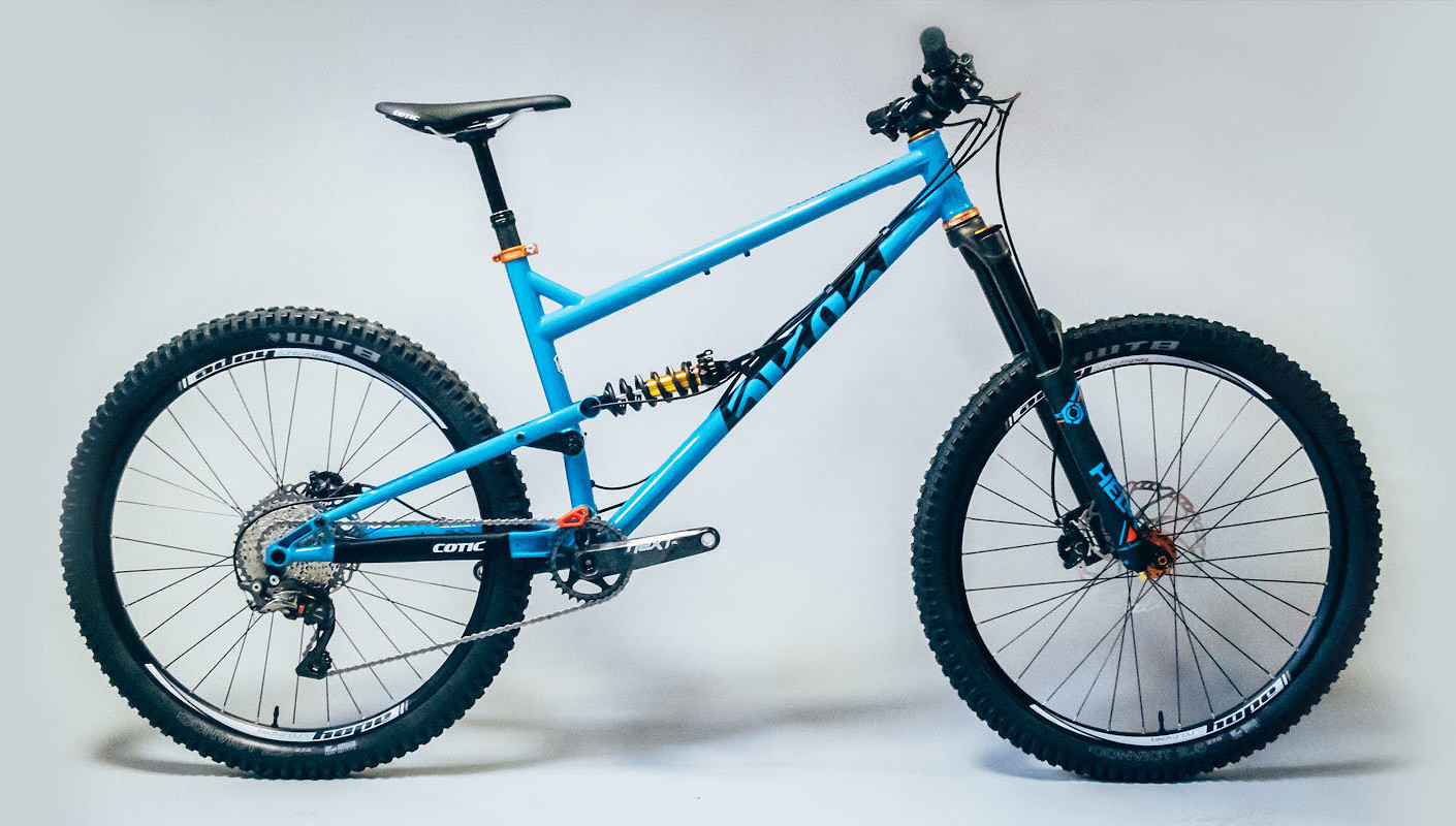 2018 Cotic Rocket Gold Eagle