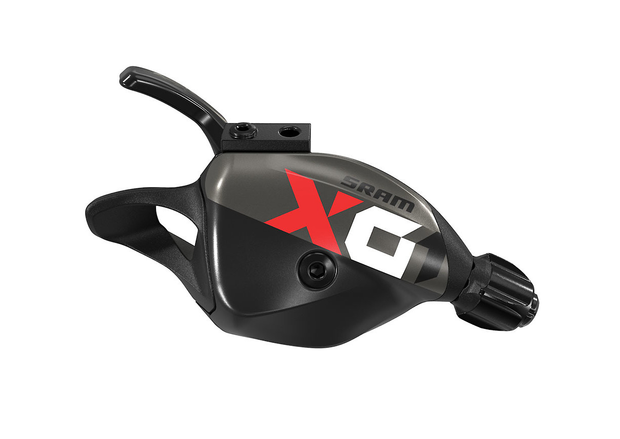 SRAM X01 Eagle Shifter - Red