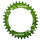 Shovel Components Oval Fat/Slim Chainring