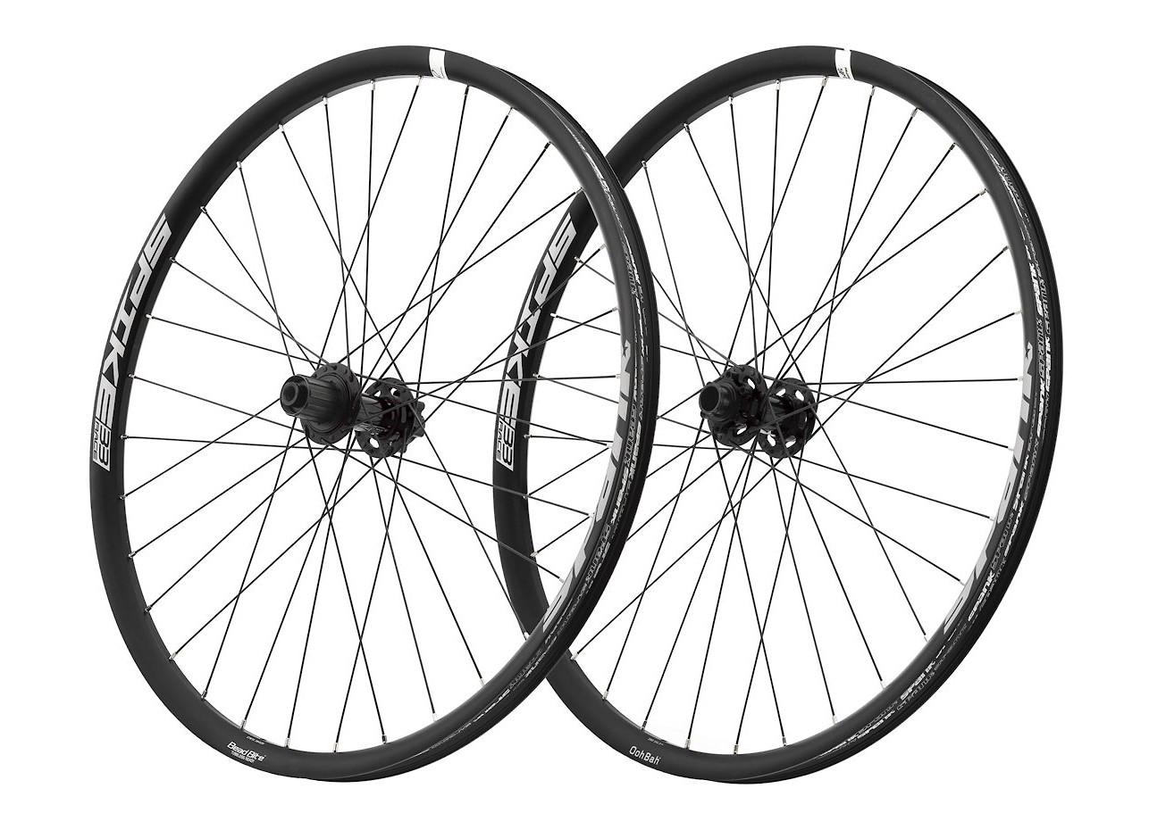 Spank Spike Race 33 Wheelset (black)