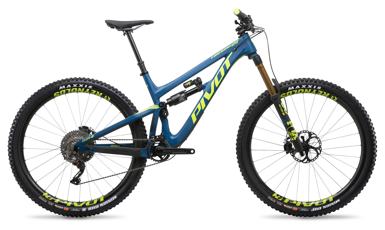 2019 Pivot Firebird 29 (Steel Blue)