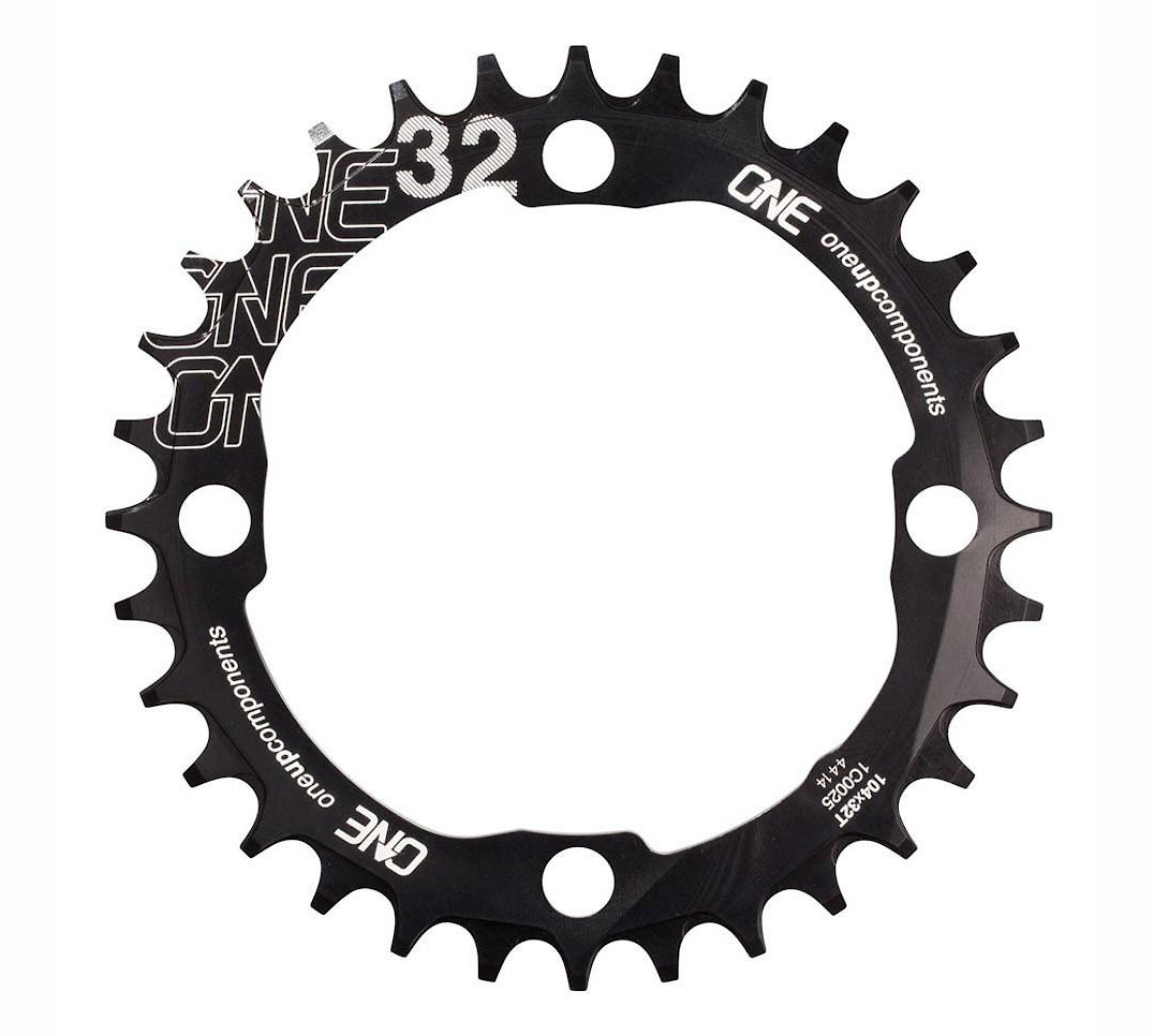 OneUp Components 104 BCD Chainring (black)