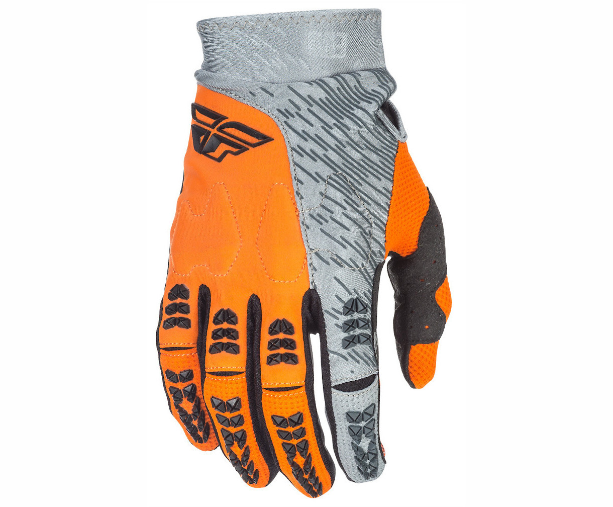 Fly Racing Evolution 2.0 (Orange/Grey)
