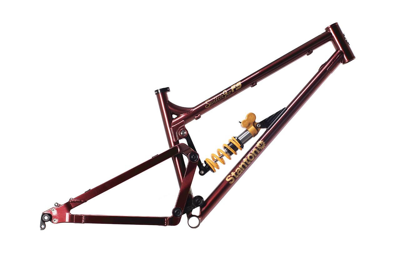 Stanton Switch9er FS Frame