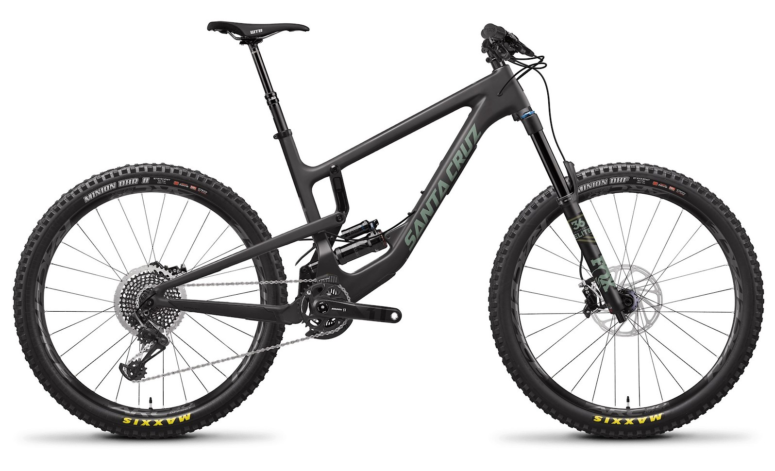 2019 Santa Cruz Nomad Carbon CC X01 Bike - Reviews