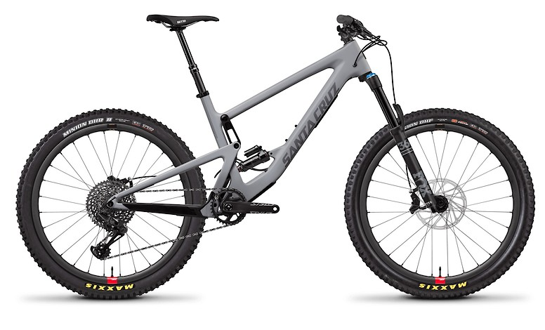 Bronson Carbon C S Primer Grey and Silver with Reserve Wheels