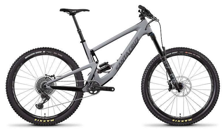 Bronson Carbon CC X01 Primer Grey and Silver