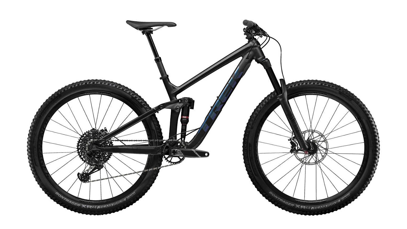 2019 Trek Slash 8 Black