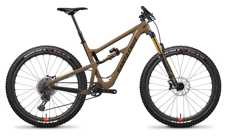 Hightower LT Carbon CC XX1 Reserve Clay and Carbon