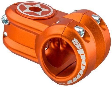 Spank Spoon Stem (orange)