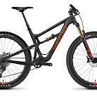 2019 Santa Cruz Hightower Carbon CC XTR Reserve Bike