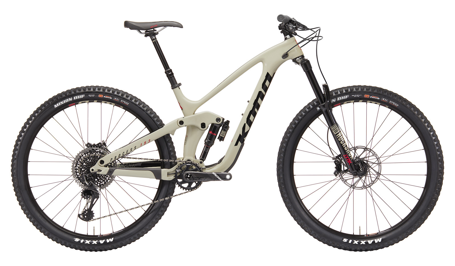 2019 Kona Process 153 CR/DL 29