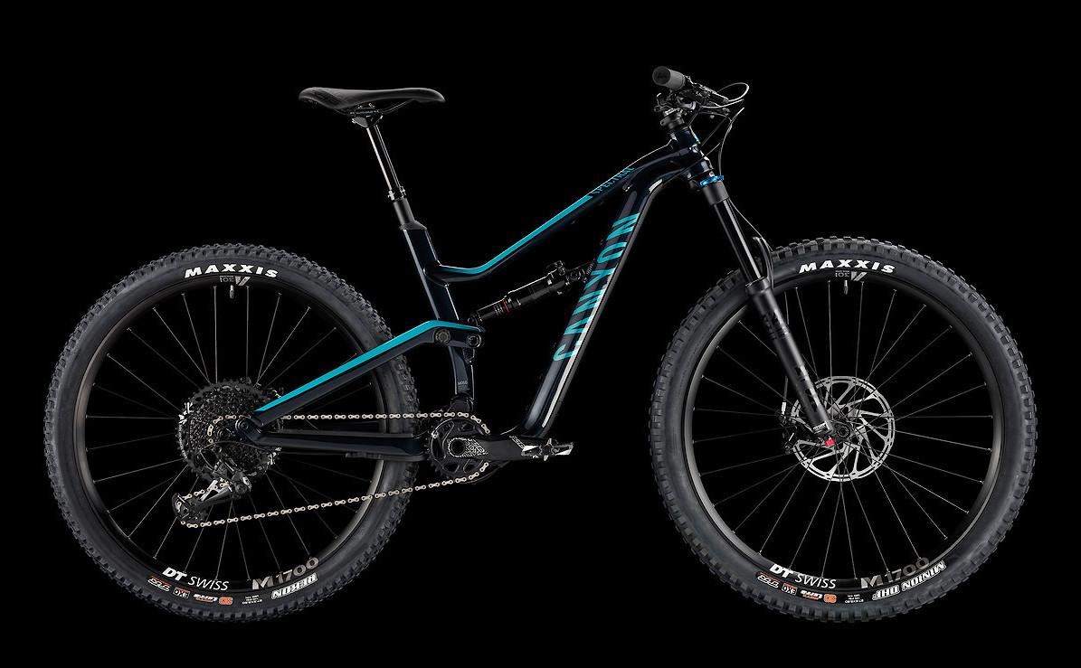 3d010305e34 2018 Canyon Spectral WMN AL 6.0 Bike - Reviews, Comparisons, Specs ...
