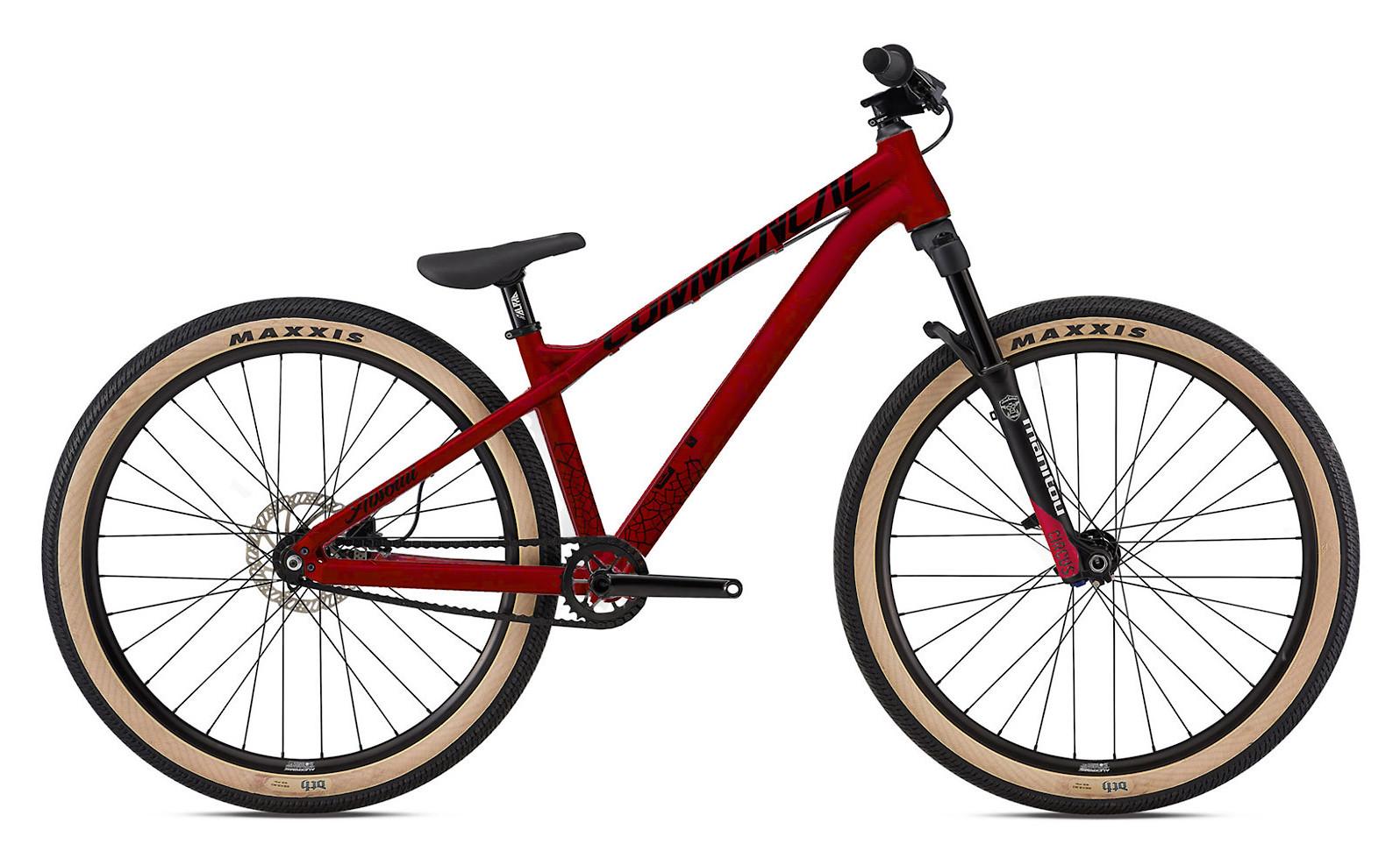 2019 Commencal Absolut Bike