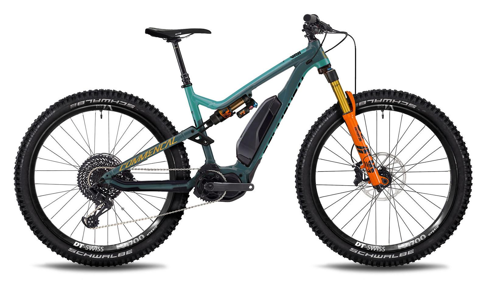 2019 Commencal Meta Power 29 Signature E-Bike