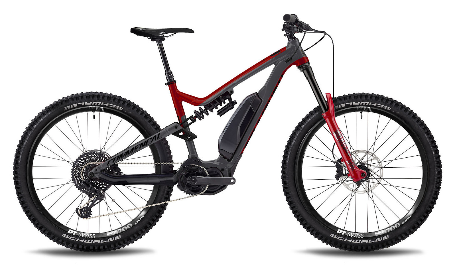 2019 Commencal Meta Power 27 Race E-Bike