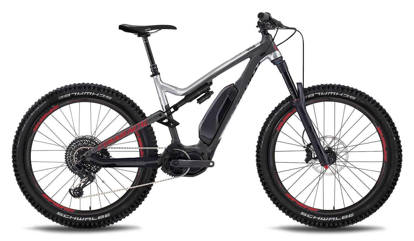 2019 Commencal Meta Power 27 Essential E-Bike