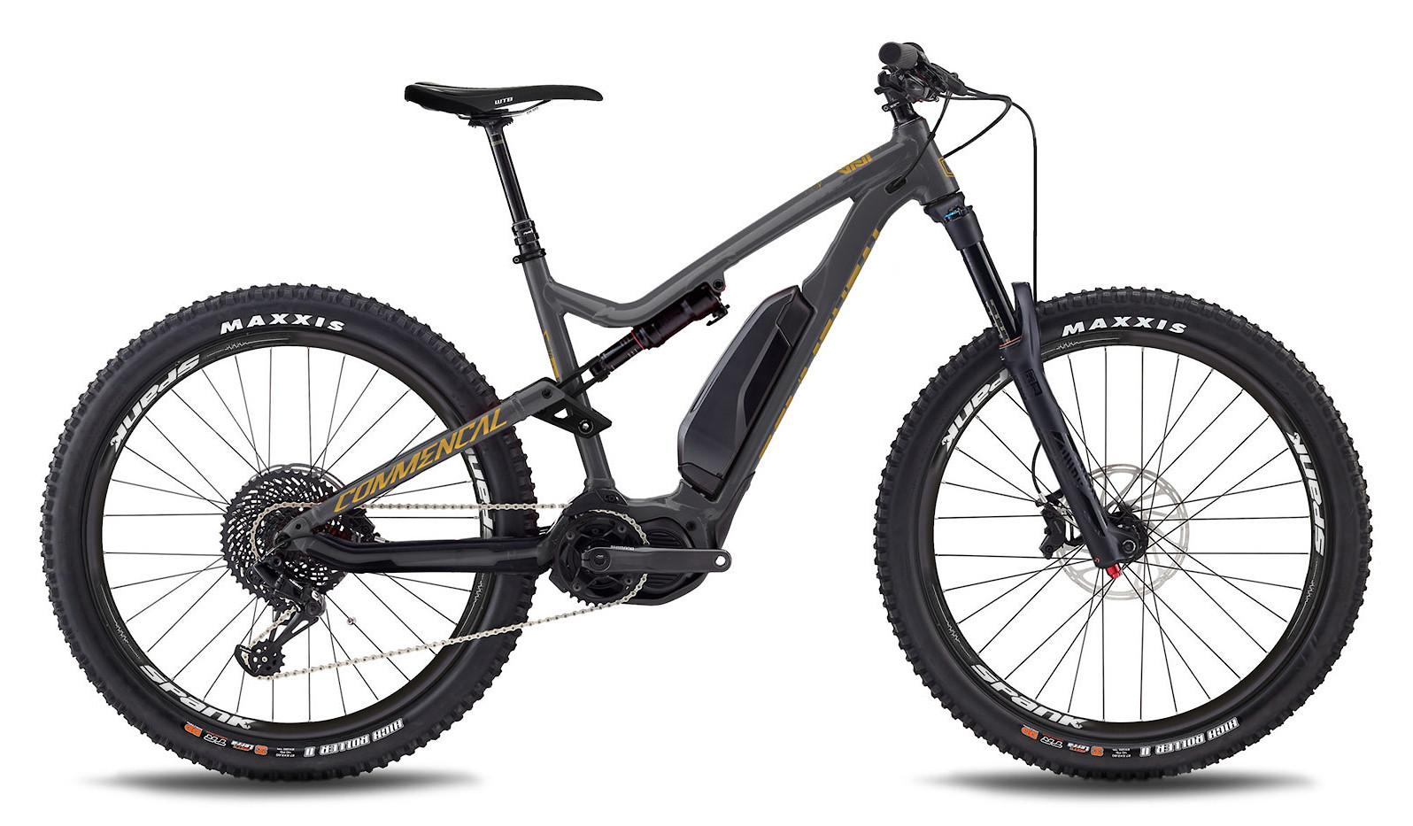 2019 Commencal Meta Power 27 Ride E-Bike