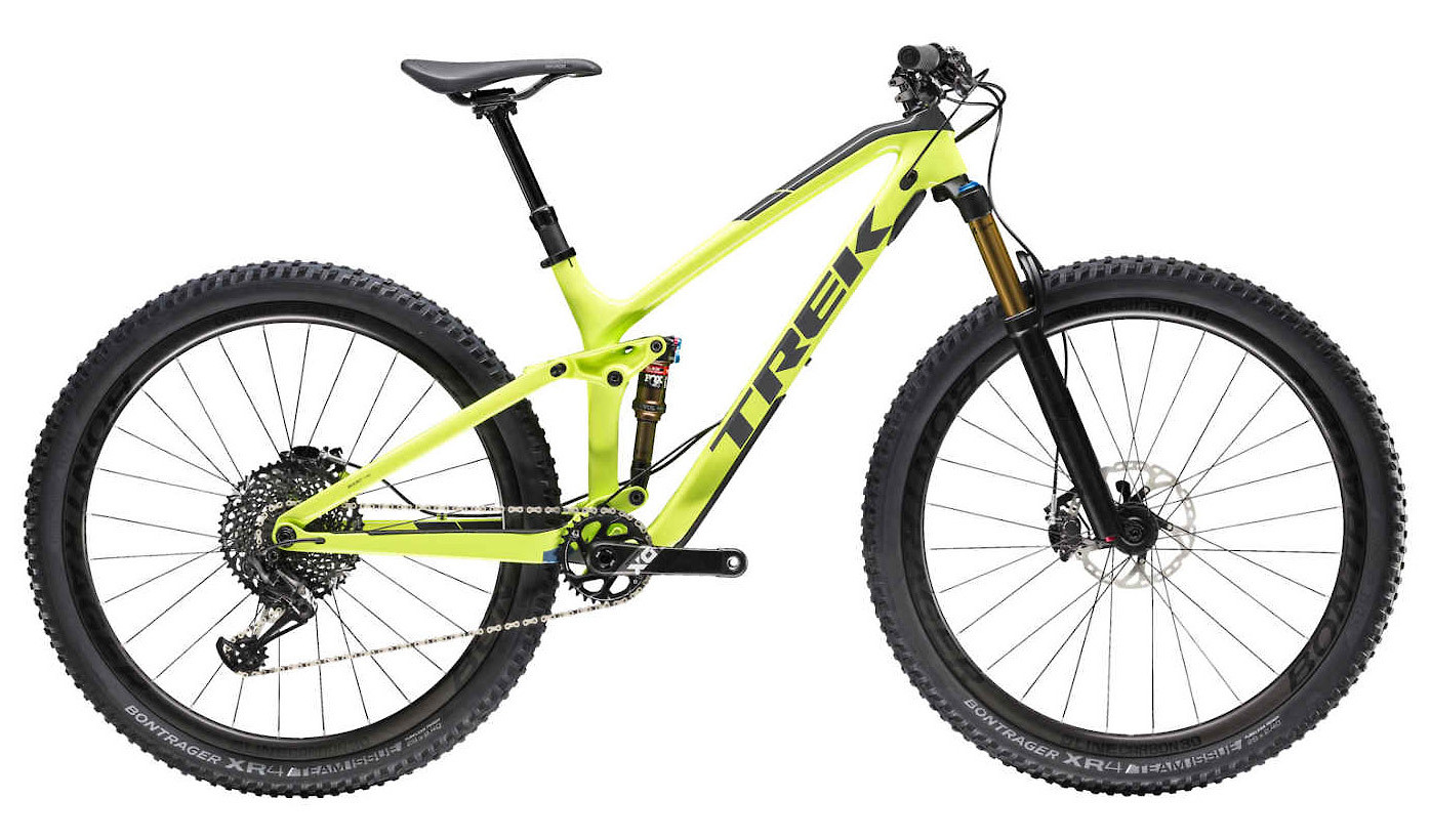 2019 Trek Fuel EX 9.9 29 (Volt/Solid Charcoal)