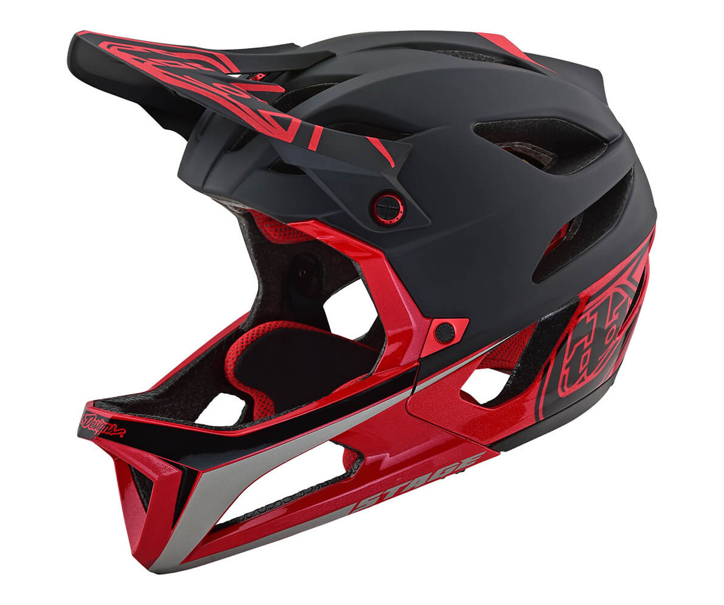 Stage Race (Black/Red)