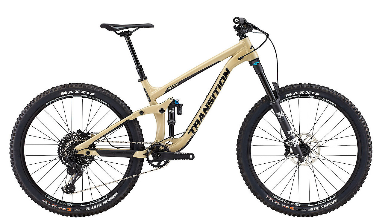 2019 Transition Scout Alloy GX