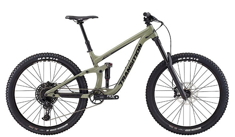 2019 Transition Patrol Alloy NX