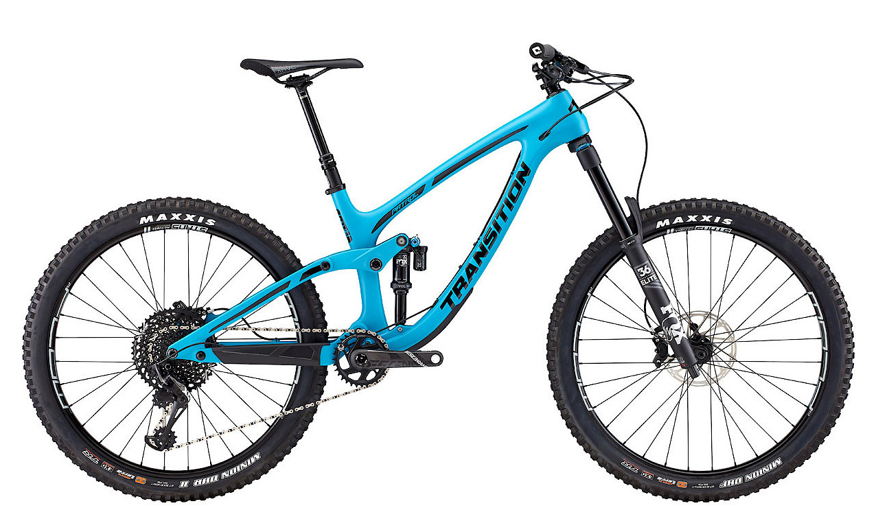 2019 Transition Patrol Carbon X01