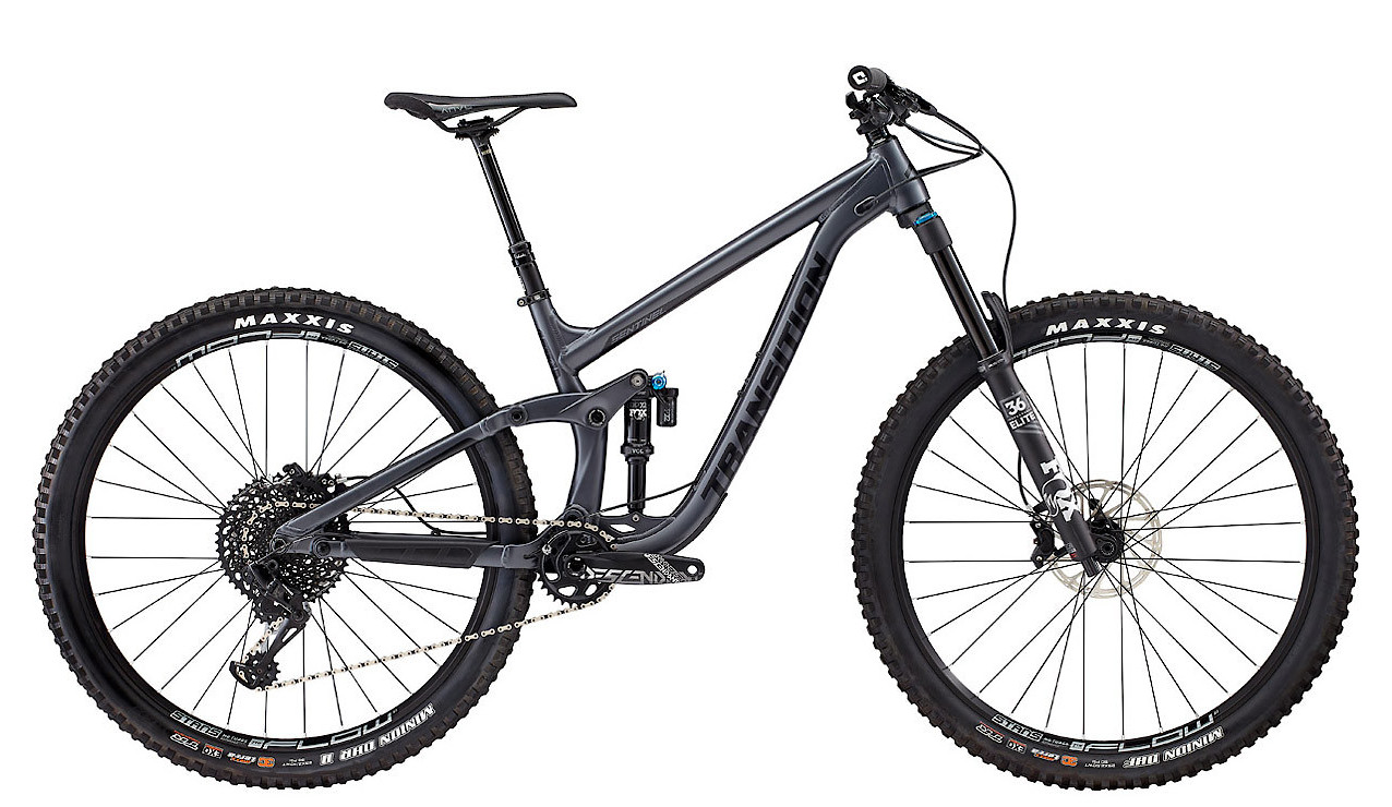2019 Transition Sentinel Alloy GX