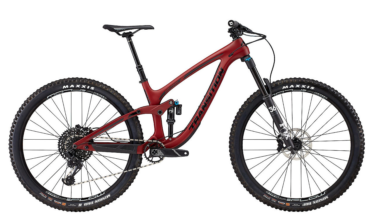 2019 Transition Sentinel Carbon GX