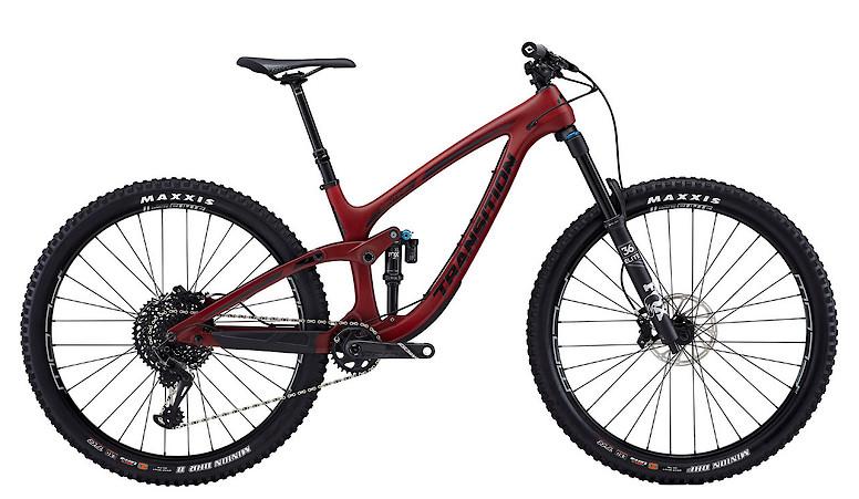 2019 Transition Sentinel Carbon X01