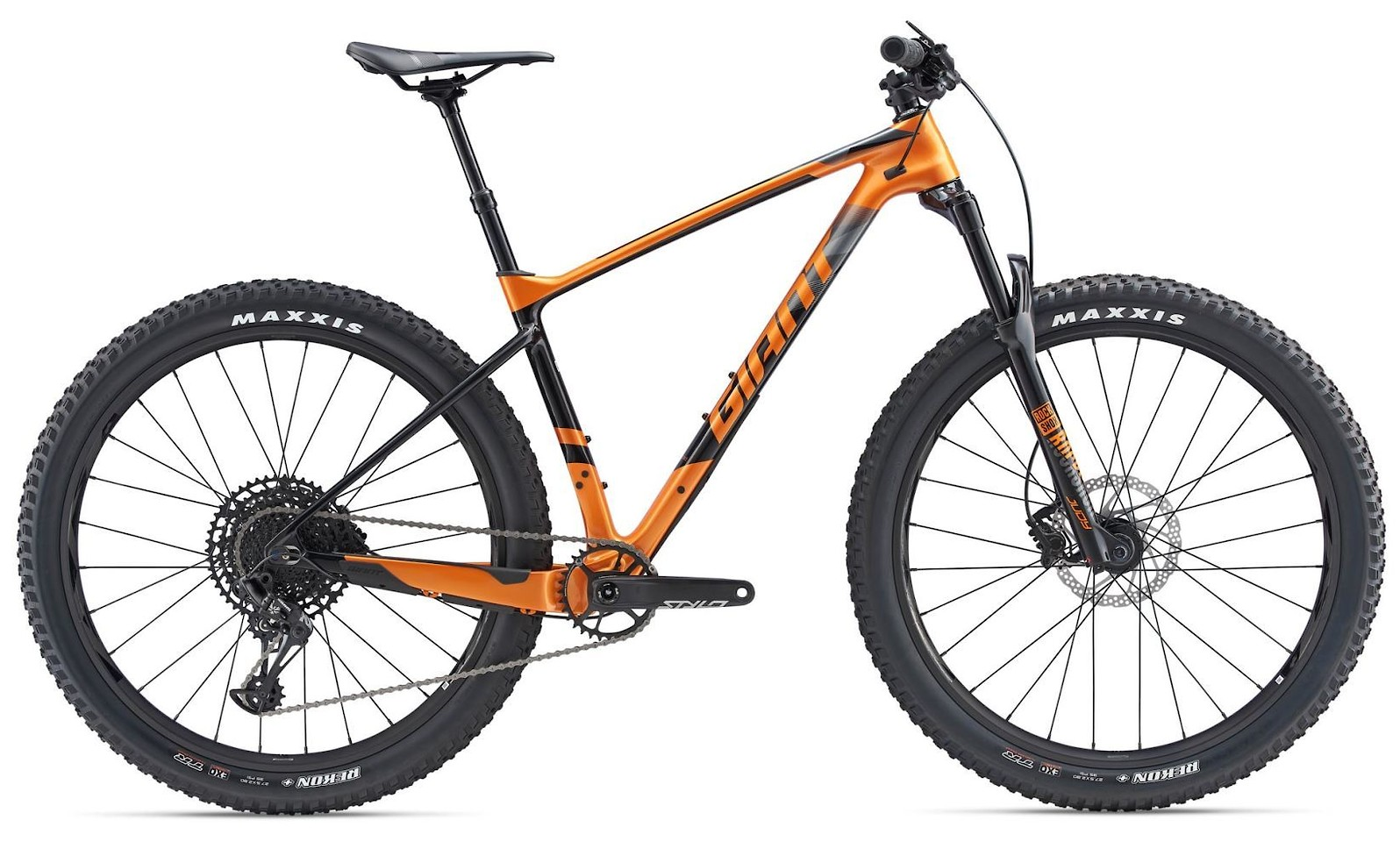 2019 Giant XTC Advanced +2