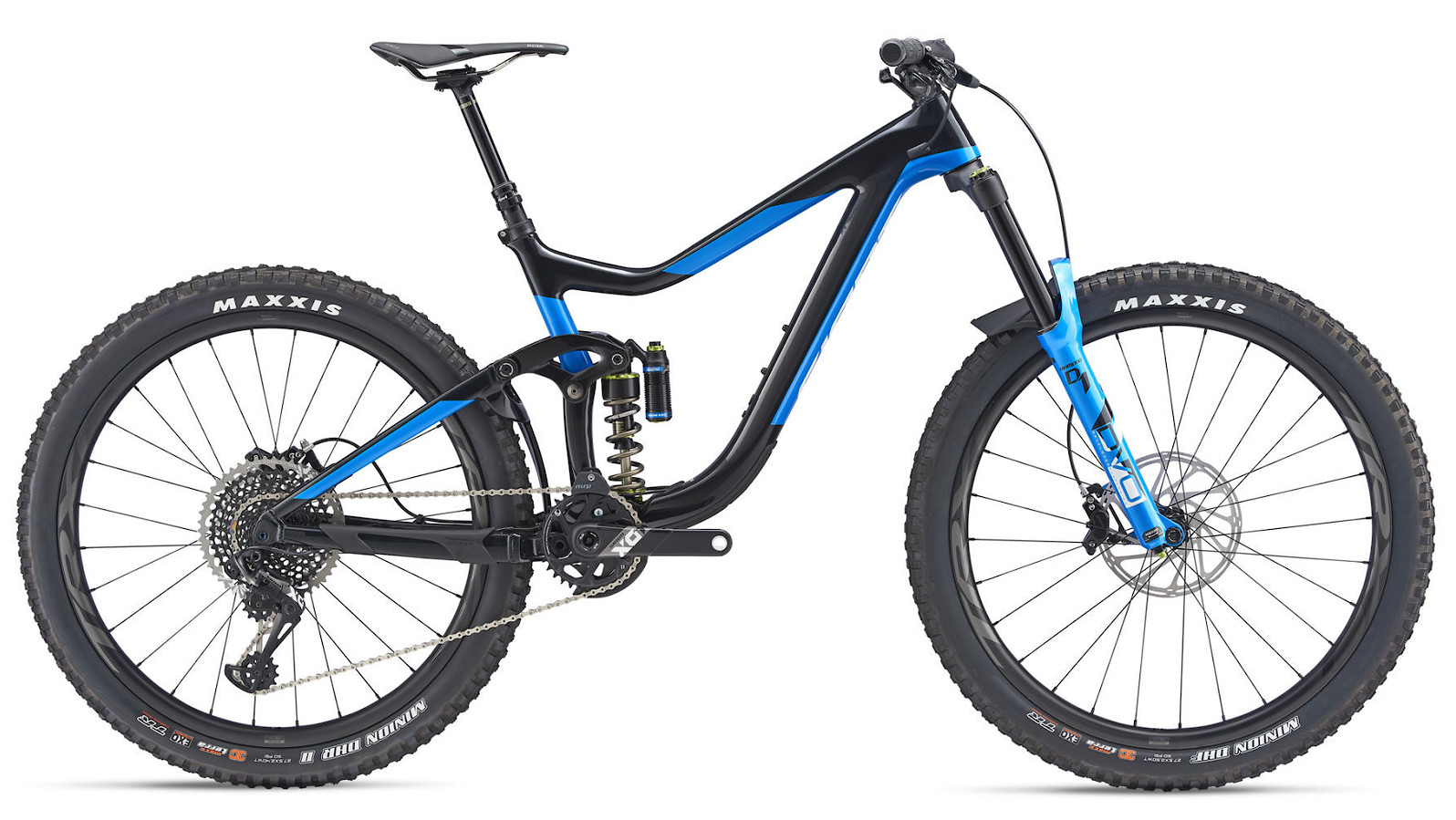 2019 Giant Reign Advanced 0