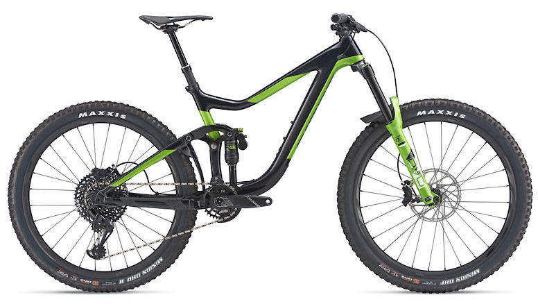2019 Giant Reign Advanced 1