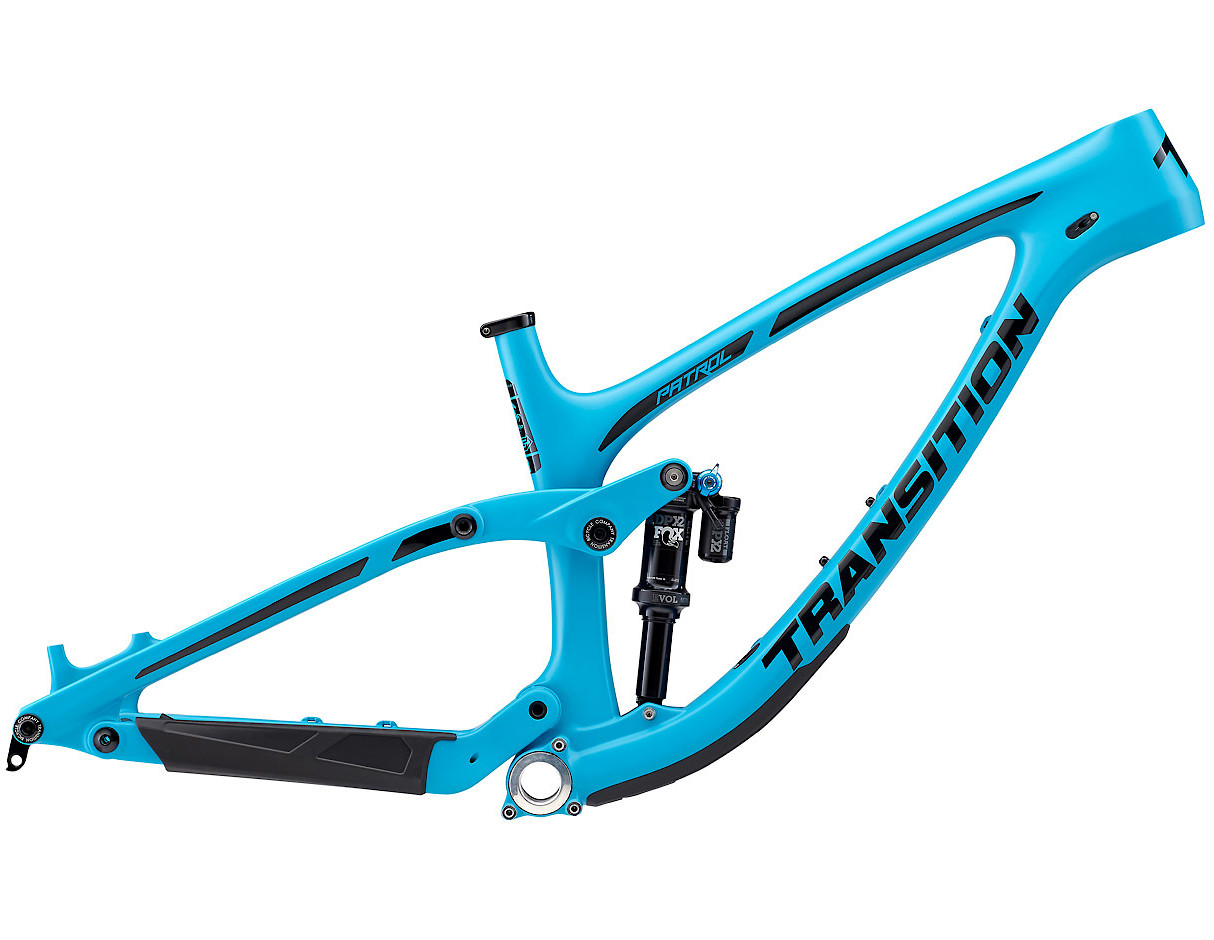 2019 Transition Patrol Carbon TR Blue