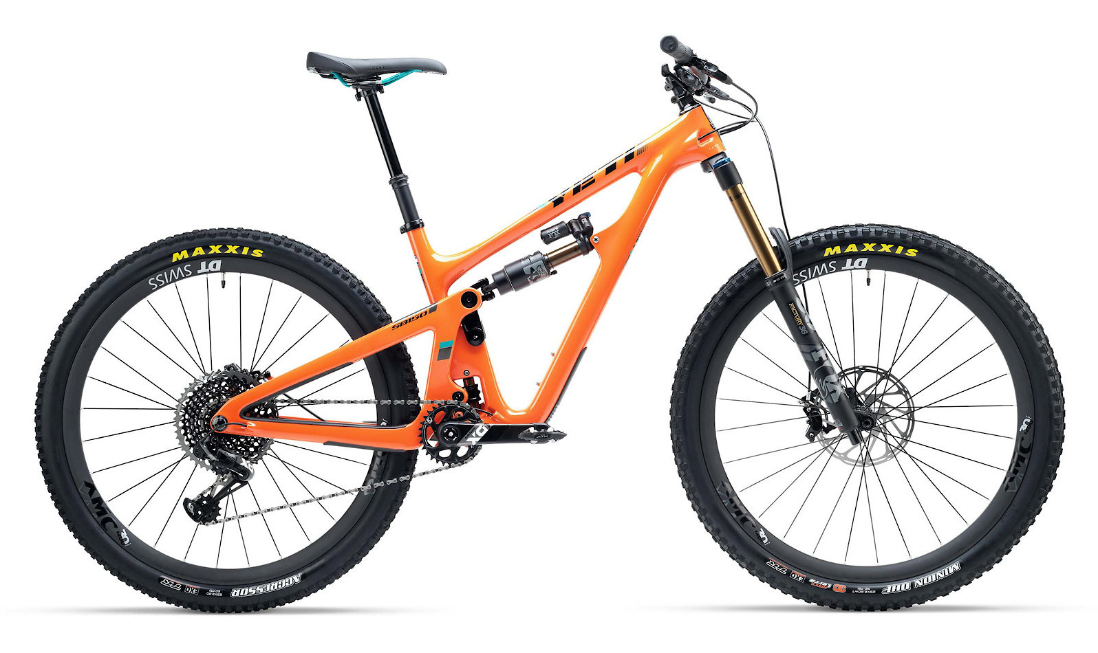 2019 Yeti SB150 Bike - Shown with X01 Race kit