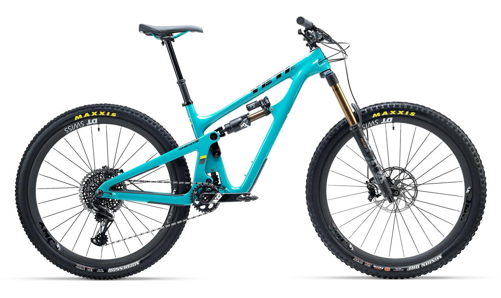2019 Yeti SB150 Bike - Shown with X01 Race kit