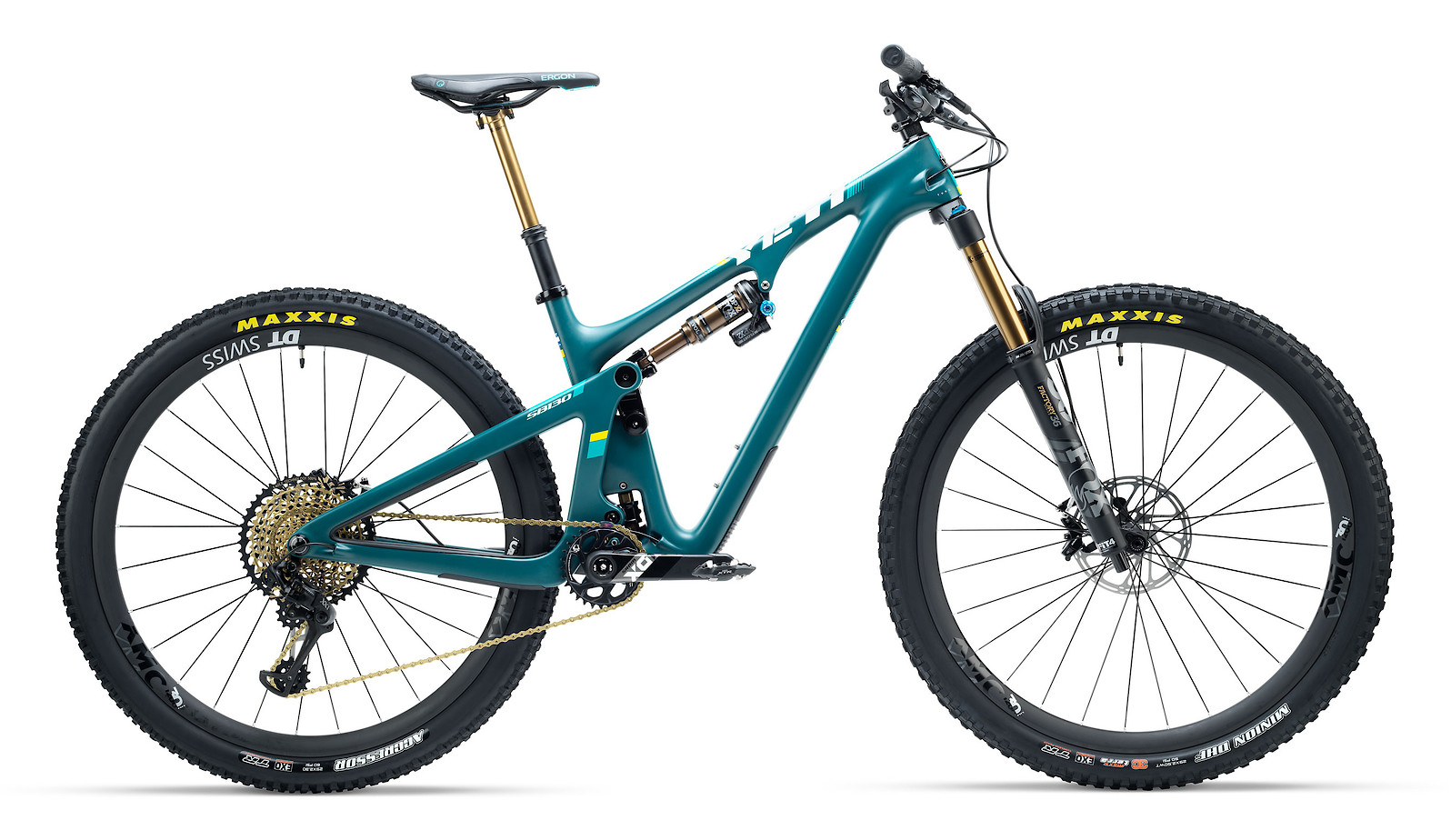 547a2f200be 2019 Yeti SB130 TURQ XX1 - Reviews, Comparisons, Specs - Mountain ...