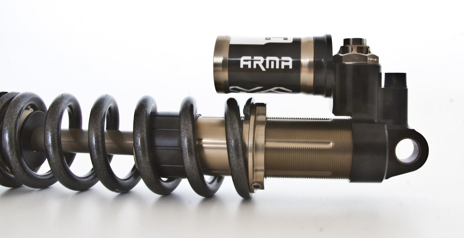 EXT Arma HBC Rear Shock - Reviews, Comparisons, Specs