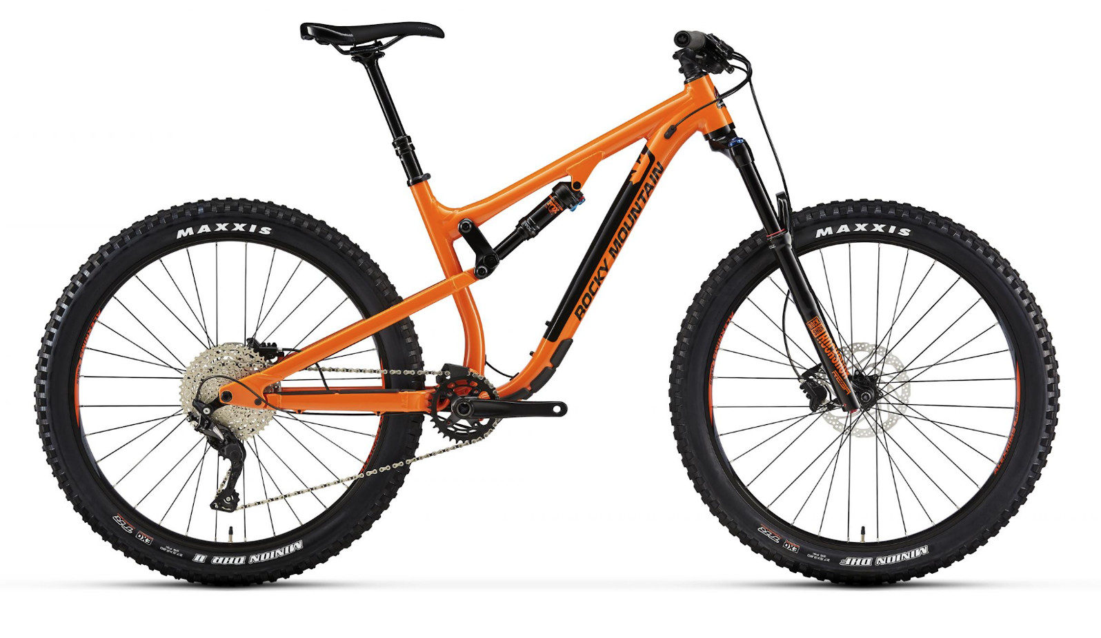 2019 Rocky Mountain Pipeline Alloy 30 - Orange
