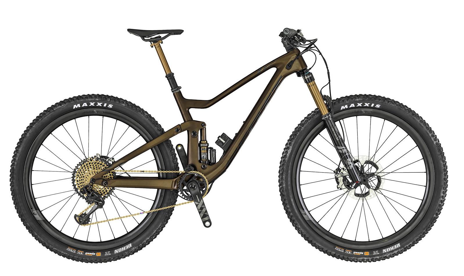 2019 Scott Genius 900 Ultimate Bike - Reviews, Comparisons, Specs