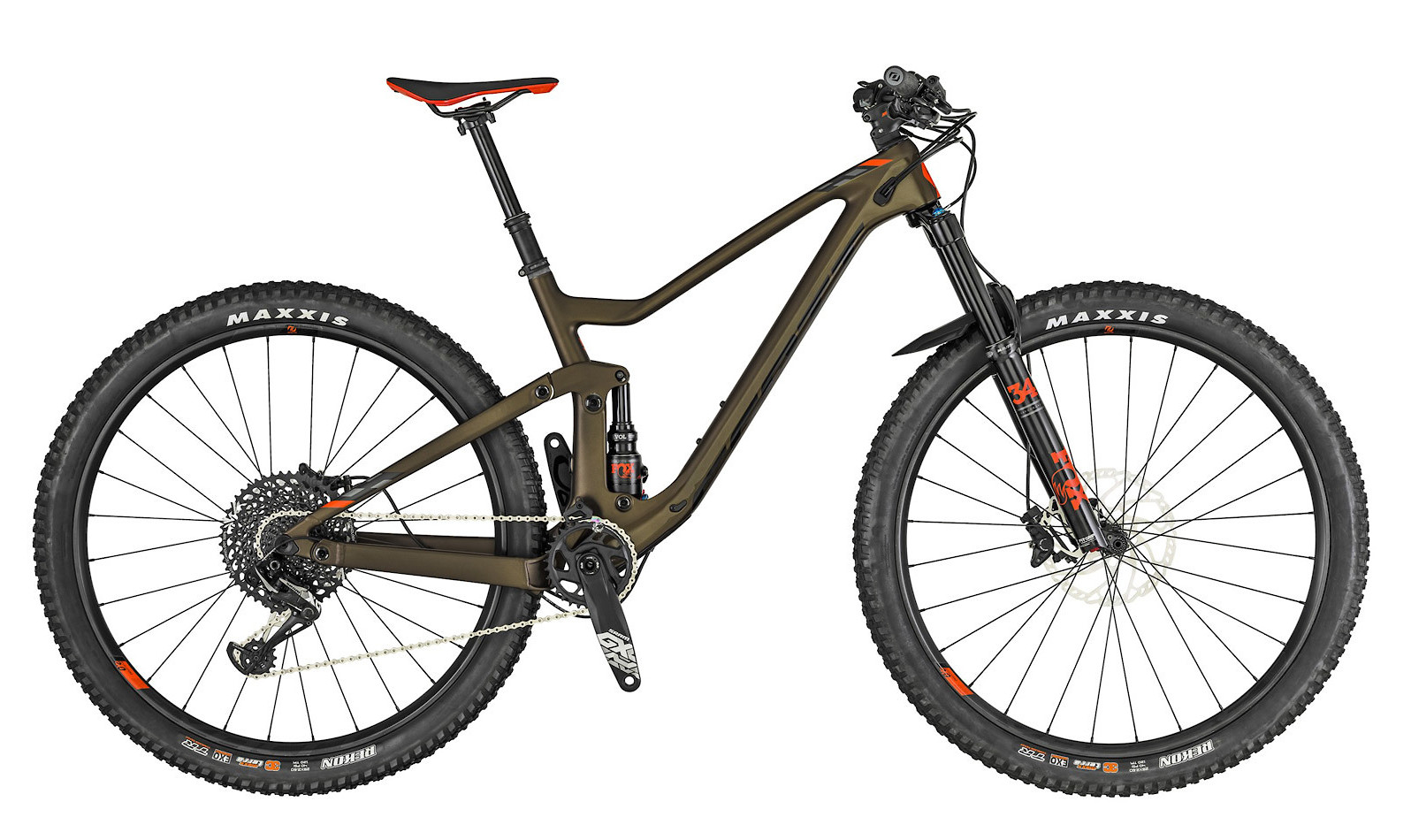 e236f310e42 2019 Scott Genius 920 Bike - Reviews, Comparisons, Specs - Mountain Bikes -  Vital MTB