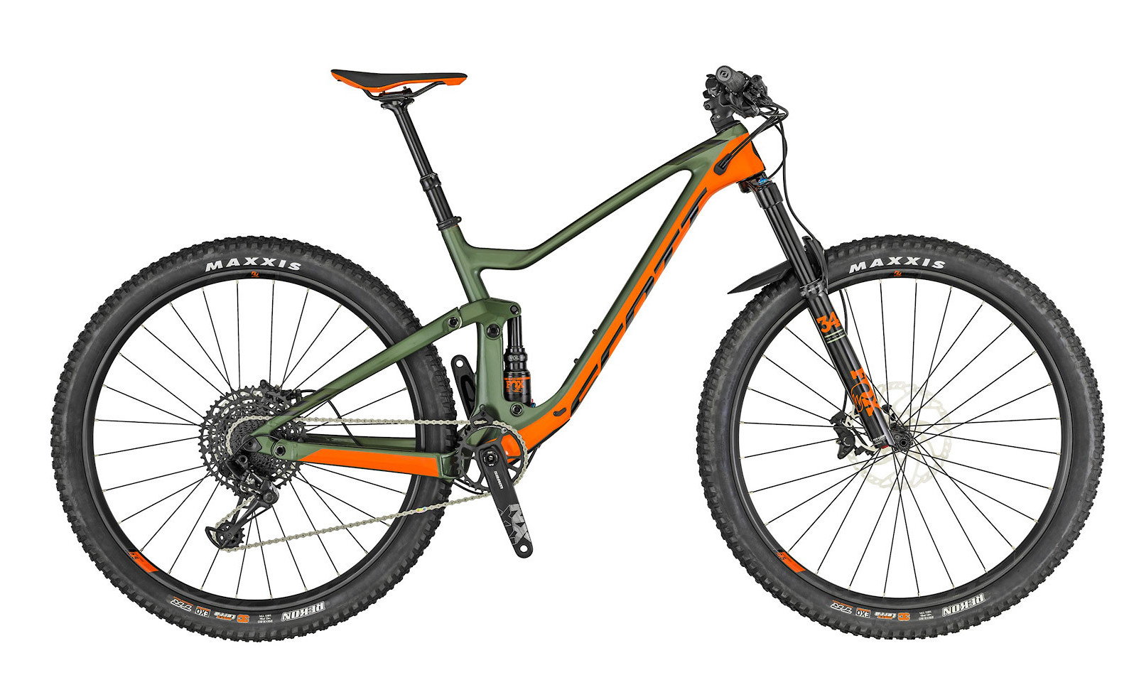 2019 Scott Genius 930 Bike