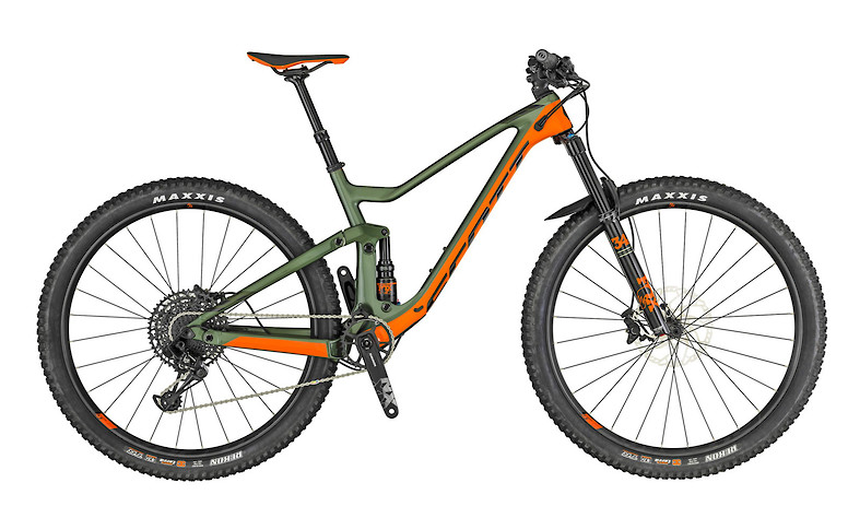 2019 Scott Genius 730 Bike