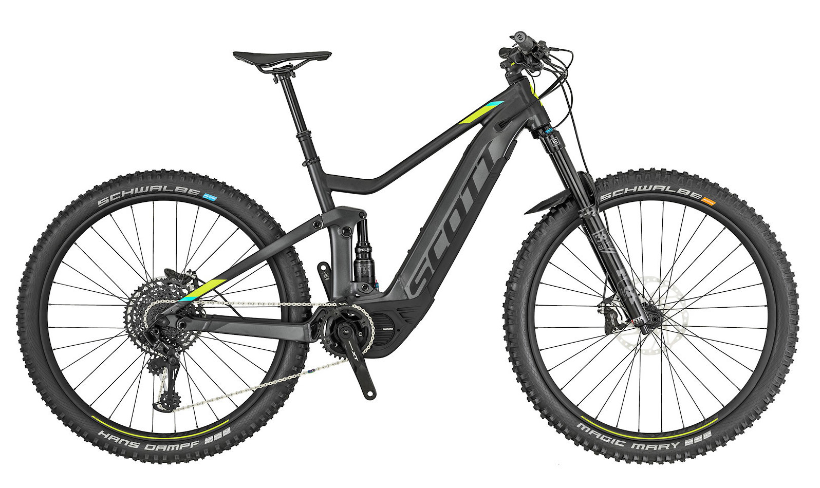 2019 Scott Genius eRide 910 E-Bike