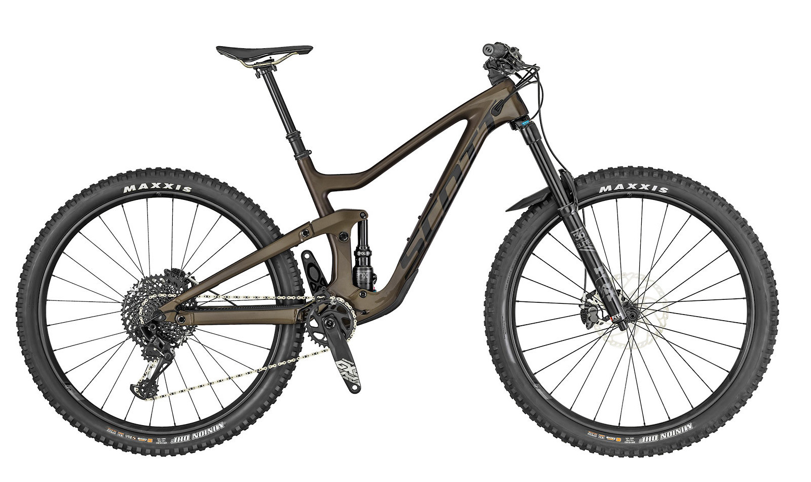 2019 Scott Ransom 910 Bike