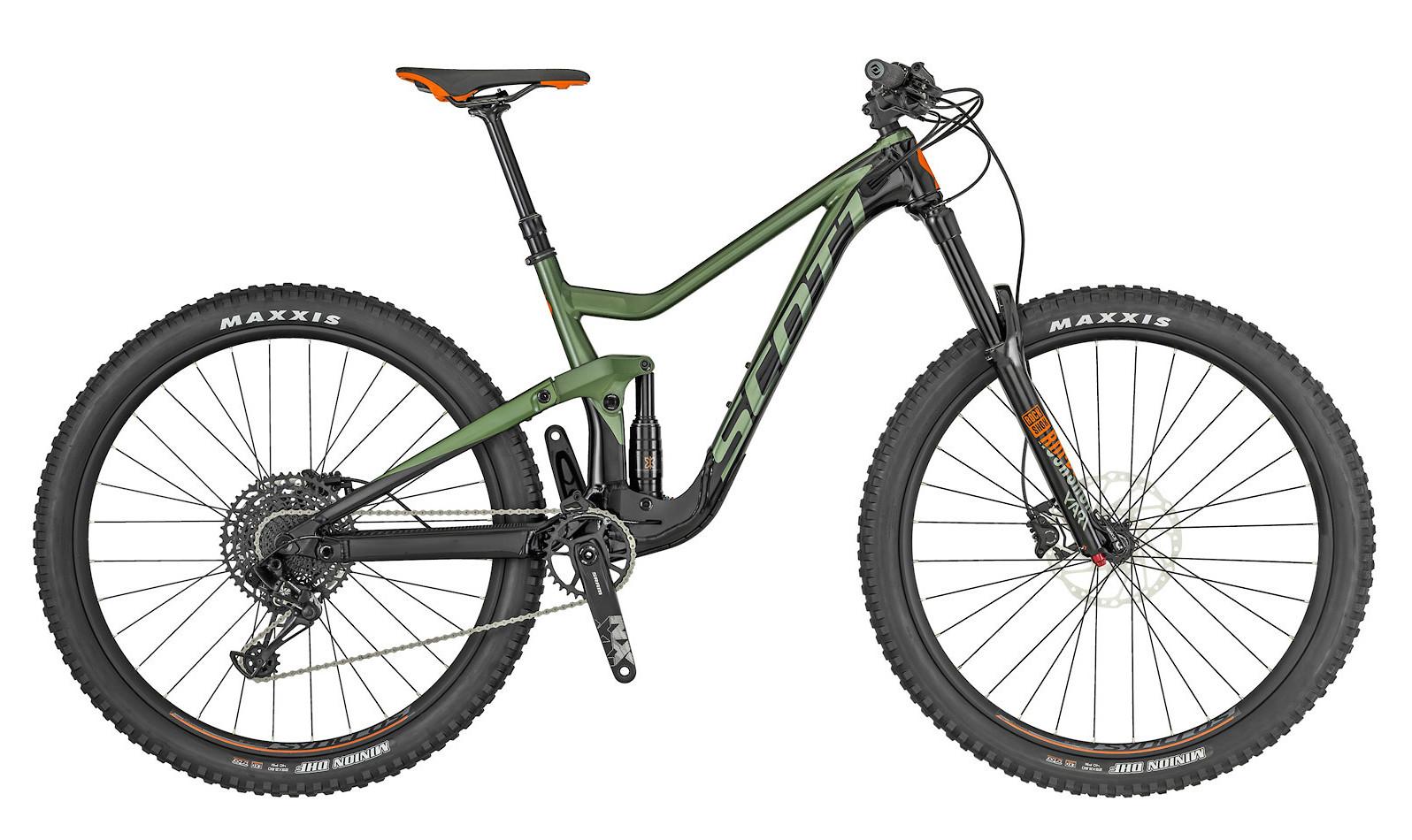 2019 Scott Ransom 930 Bike